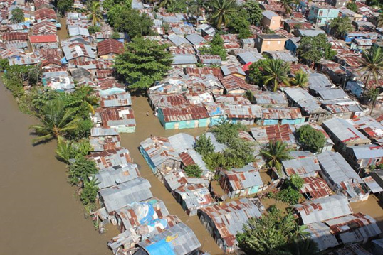 Effects of natural hazards in the Dominican Republic